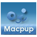 Puppy Linux mit Enlightenment im Mac-Style: Macpup 520