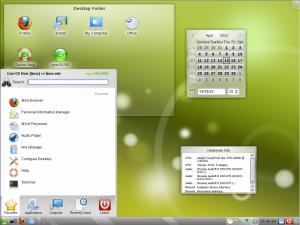 openSUSE 11.3 Milestone 5 KDE