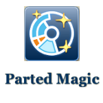 Kostenlos Partitionieren mit Parted Magic 5.8