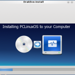 PCLinuxOS Installer