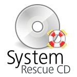 Rettungs-Distribution: SystemRescueCd 2.3.0