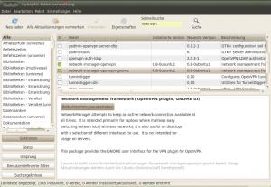 Ubuntu 10.04 OpenVPN-Problem