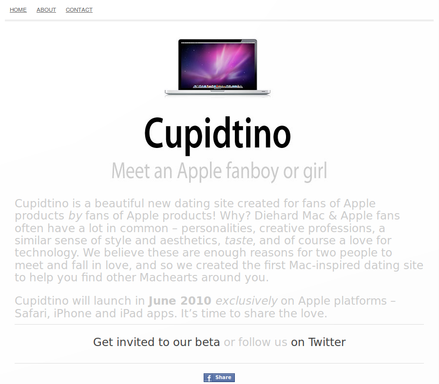 Cupid apple dating