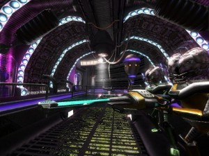 Alien Arena Deathray
