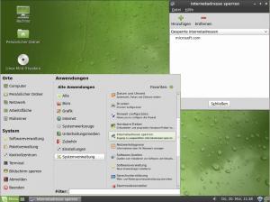 Linux Mint mintnanny