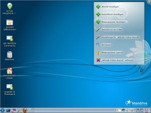 Mandriva Linux 2010.1 RC KDE