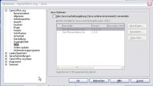 OpenOffice.org ohne Java-Laufzeitumgebung