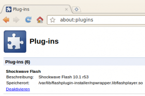 Chrome Flash Player Plugin