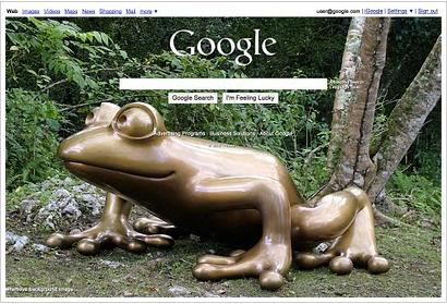 iGoogle personalisiert