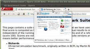 Opera 10.6 Vorschau