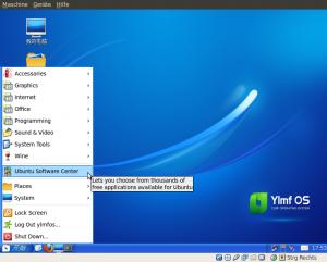 Ylmf OS Ubuntu
