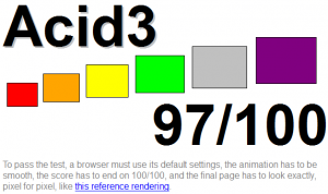 ACID3-Test Firefox 4 Beta