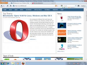 Firefox 4 Tabs