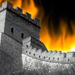 Geldmangel: Chinesische (Feuer)-Mauer bröckelt