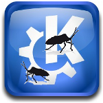 KDE 4 Bug Logo 150x150