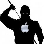 iNinja oder was? Steve Jobs wollte Wurfsterne an Bord eine Flugzeugs schmuggeln