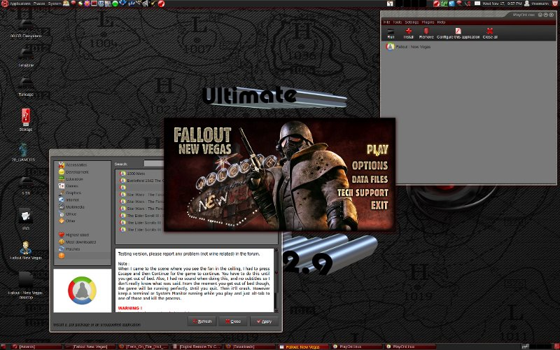 "Fallout New Vegas Ultimate Edition ""Gamers"""