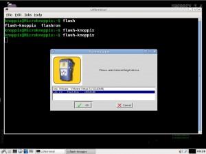 Knoppix 6.4.3 flash-knoppix
