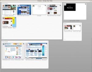 Firefox 4 Tabs sortieren