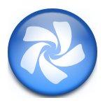 Chakra GNU Linux Logo 150x150