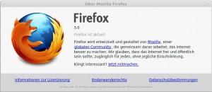 Firefox 5 Teaser