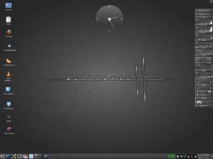 PCLinuxOS 2011.6 Desktop