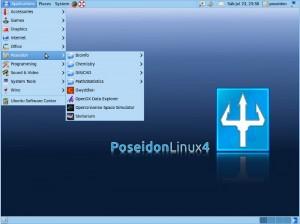 Poseidon Linux 4.0 Desktop