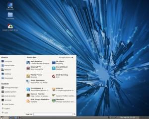 Fusion Linux 14.1 Desktop
