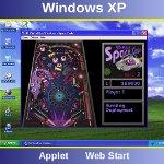 Windows XP und Ubuntu im Browser ablaufen lassen