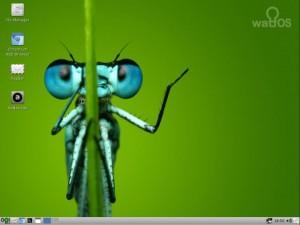 wattOS 4 Desktop