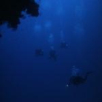 Freebie-Freitag: Kostenlose Hintergrundbilder / Wallpaper – The Arch im Blue Hole (60 Meter Tiefe)