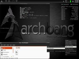 ArchBang Linux 2011.09