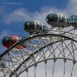 Freebie-Freitag: Kostenloses Hintergrundbild / Wallpaper – London Eye