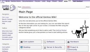 Gentoo Wiki