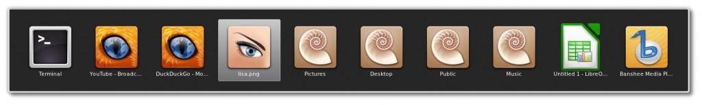 Linux Mint 12 Alt+Tab