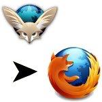 Mobiler Firefox (Fennec) auf dem Tablet: Mobile Versionen der Webseiten nerven