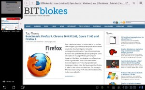 Firefox 9 Android Tablet Tabs