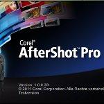Wasserzeichen in Bildern mit Corel Aftershot Pro