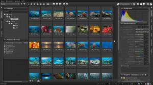 Corel AfterShot Pro Übersicht