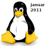 Was war vor einem Jahr? – Distributionen im Januar 2011