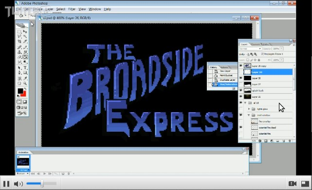 The Broadside Express