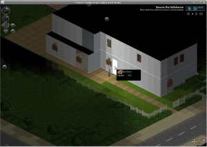 Project Zomboid Haus verbarrikadieren