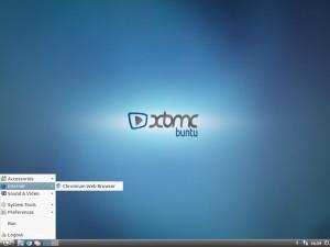 XBMCbuntu 11 Menü