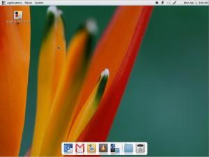 Fuduntu 2012.2 Desktop