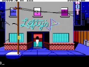 Lefty's Bar 1987
