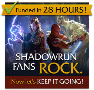 Shadowrun Fans Rock