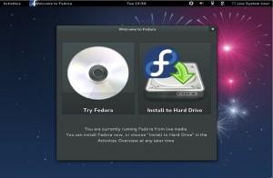 Fedora 17 ausprobieren oder installieren?