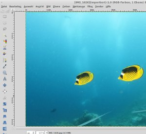 GIMP 2.8 Teaser 300x275