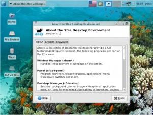 Porteus 1.2 mit Xfce 4.10