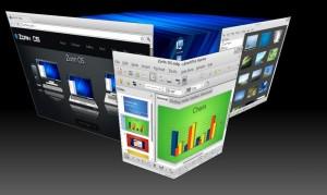 Zorin OS 6 Core Desktop-Cube